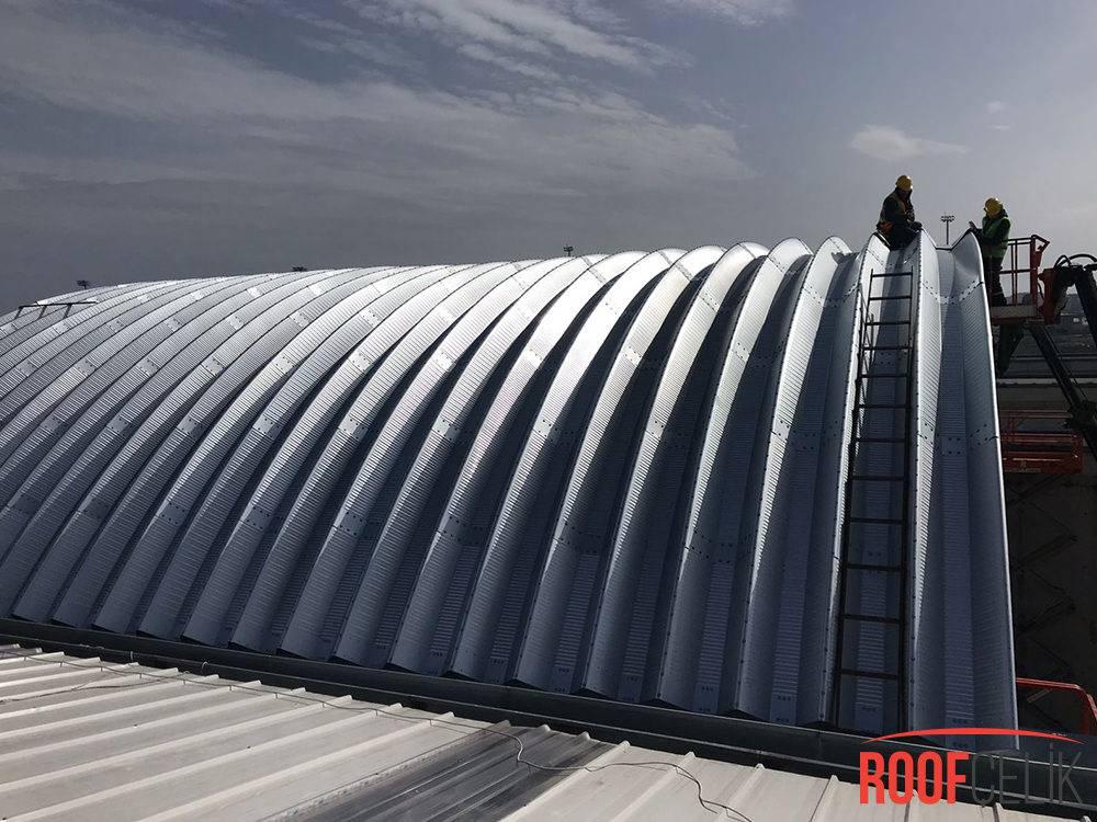 Roof Çelik Sakarya Karasu Limanı