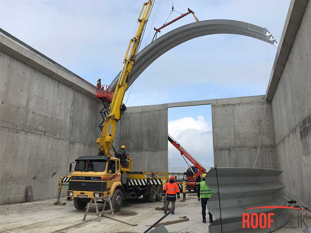 Roof Çelik | CC Holding