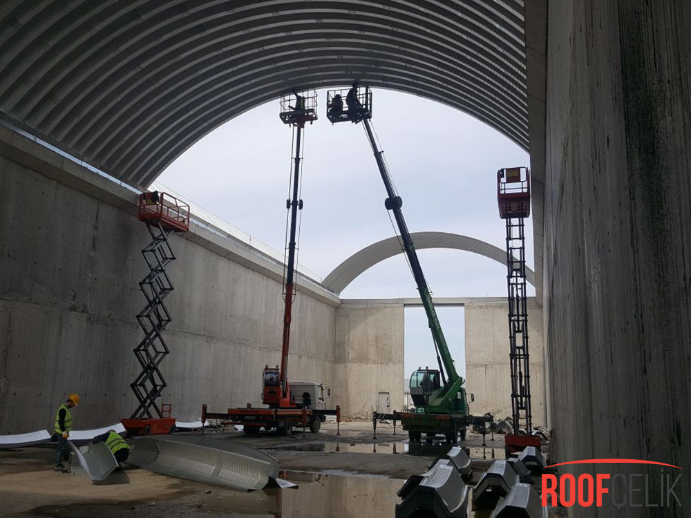 Roof Çelik   CC Holding
